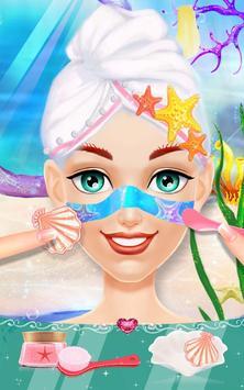 Ocean Princess - Mermaid Salon apk screenshot
