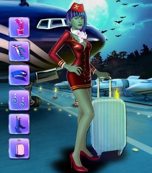 Beauty Salon! Monster Girl SPA apk screenshot