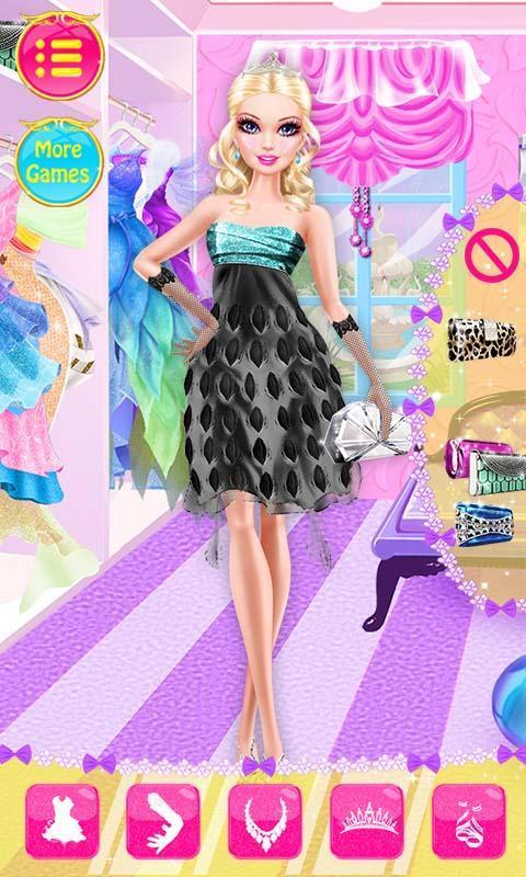 Fashion Doll Girl Makeover Apk