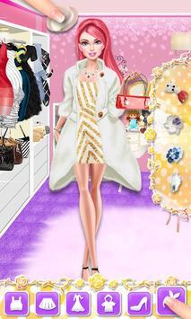 Fashion Doll Salon: First Date apk screenshot