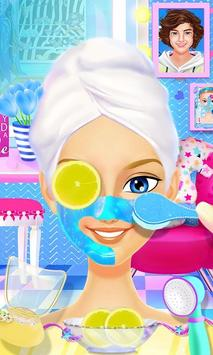 Sunshine Summer Beach Salon poster
