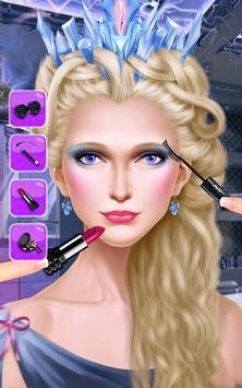 Glam Doll Salon: Monster Queen apk screenshot