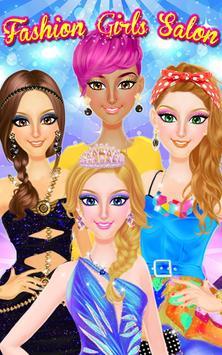 Fashion Girl Mall Beauty Salon apk screenshot