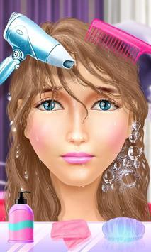 Princess Makeover - Hair Salon poster