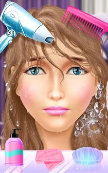Princess Makeover - Hair Salon apk screenshot