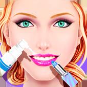 High School Girl Salon Lip SPA icon