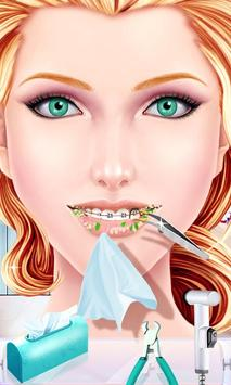 High School Girl Salon Lip SPA poster