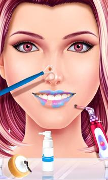 High School Girl Salon Lip SPA apk screenshot
