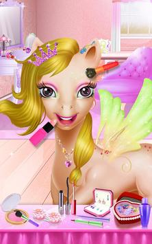 My Pet Pony SPA - Rainbow SPA apk screenshot
