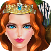 Brave Princess Girls Salon Spa icon