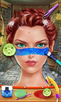 Brave Princess Girls Salon Spa apk screenshot