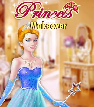 Beauty Princess Makeover Salon apk screenshot