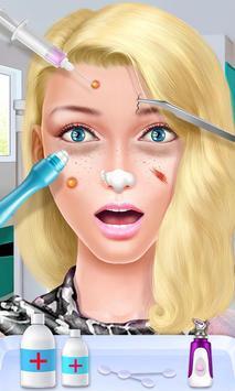 High School Salon: Beauty Skin poster