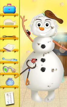 Summer Snowman Salon screenshot 3