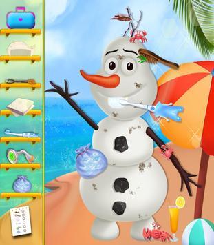 Summer Snowman Salon screenshot 10