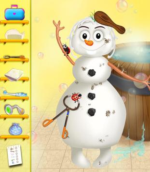 Summer Snowman Salon screenshot 13