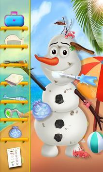Summer Snowman Salon screenshot 5