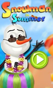 Summer Snowman Salon screenshot 6