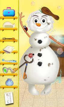 Summer Snowman Salon screenshot 8