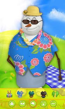 Summer Snowman Salon screenshot 9