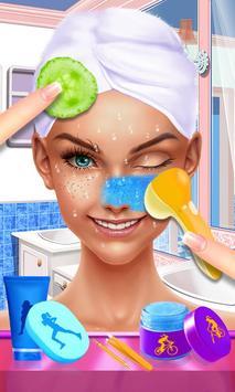 Sports Girls SPA: Beauty Salon poster