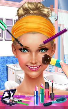 Sports Girls SPA: Beauty Salon apk screenshot