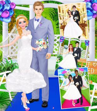 Wedding Day SPA! Bride & Groom apk screenshot