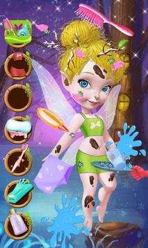 Fairies Rescue- Winter Holiday poster