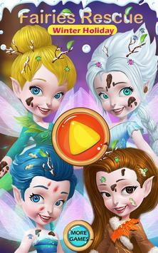 Fairies Rescue- Winter Holiday screenshot 12