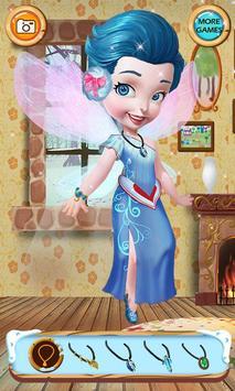 Fairies Rescue- Winter Holiday screenshot 1