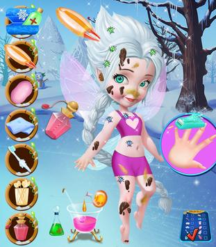 Fairies Rescue- Winter Holiday screenshot 9