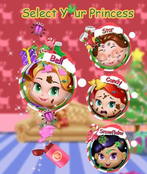 Christmas Queen - Beauty Salon apk screenshot