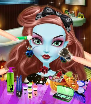 Zombie Babes Fashion Salon SPA apk screenshot