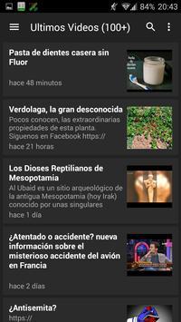 Mysteries and conspiracies apk screenshot