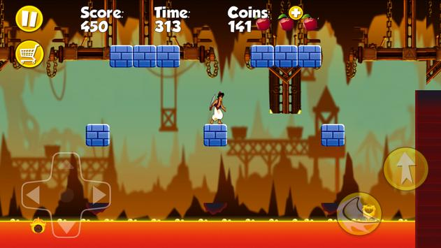 Aladin And The Magic Castle Adventure Game Free screenshot 2