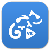 Music from VKontakte for Stellio Player icon