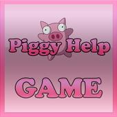 piggy help icon