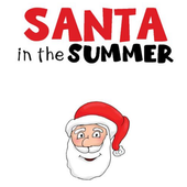 Santa in the Summer story icon