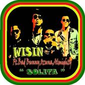 """(Nuevo)Wisin-""""Solita""""-Ft.Bad Bunny,Ozuna,Almighty icon"""