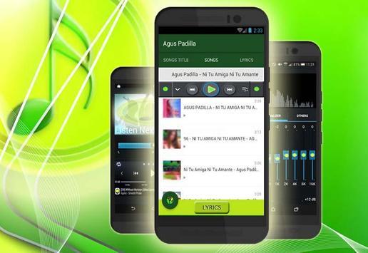 Tu Amiga Ni Tu Amante-Agus Padilla(Musica) screenshot 2