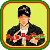 (Nuevo) Bad Bunny Musica icon