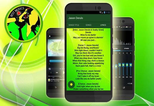 Best Song-Jason Derulo screenshot 2