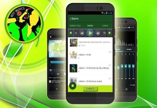 (Nuevo)J Balvin-Están Pa' Mí-(ft.Jhay Cortez) screenshot 2