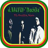 (Nuevo)J Balvin-Machika (ft.Anitta,Jeon) icon