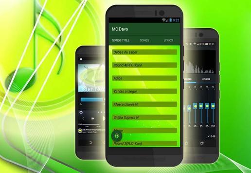 (Nuevo) MC Davo Musica screenshot 1