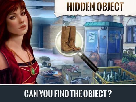 Hidden Objects : Mystery of the Secret Escape screenshot 1