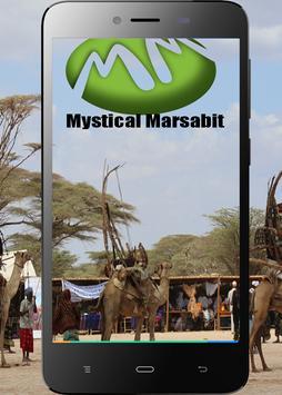 Mystical Marsabit County Affiche