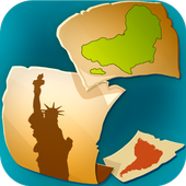 Countries And Continents Quiz icon