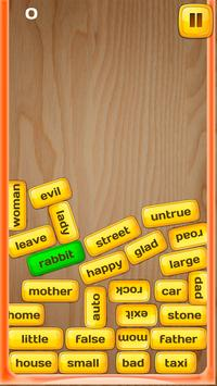 Words Riddle Puzzle Blocks screenshot 2