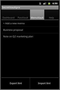 SecretVaultpro(free) screenshot 6
